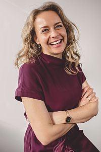Marieke Hoogenberg, consultant bij Great Place to Work
